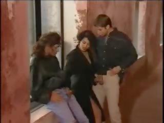 Vintage frans arab dalila saggy tieten dp bj: gratis porno 33