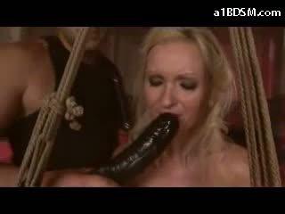 bondage, basement, maledom