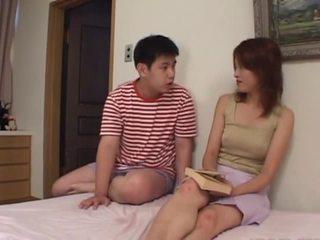 Avmost.com menarik jepang perempuan titit menggesek bagian tubuh pasangan jenis dan blasted dengan mannaise
