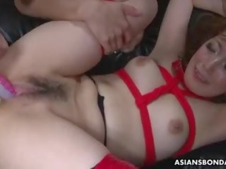 Podrejeno aiko nagai gets ji rit in muca toyed ha