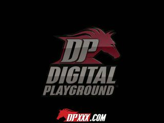 Digitaal playground - bikini meisje fucks