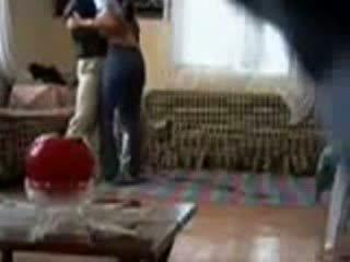 Dad kejiret violating bayisitter on cam video