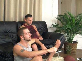 Hawt athletes christian และ triston เพศสัมพันธ์