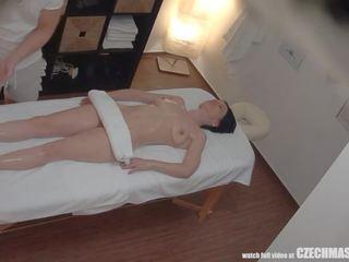 Squirting Brunette MILF Has Intense Orgasm: Free HD Porn 6d