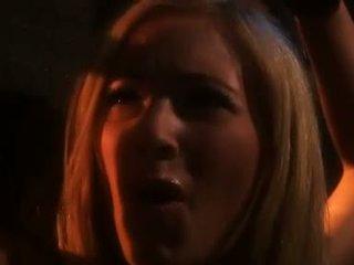 Alana evans fatto a dildo cazzo