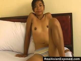 Sekss tūrists bangs a vājas mazulīte