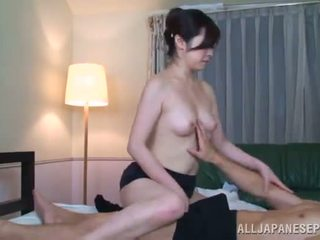 Vigorous Japanese Milf Is A Master Of Seduction