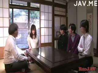 realiteit, japanse, cumshot