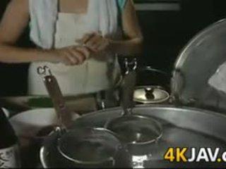 japanisch, reifen, hardcore