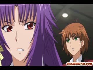 japanse, hentai, masturbatie