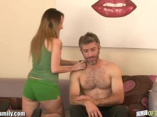 Curious tugjob sucks ve fucks onu friends baba