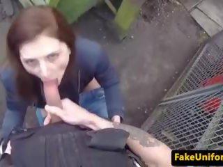 Uk amatieri pakaļa fucked līdz uniformed policists pov: bezmaksas hd porno d4