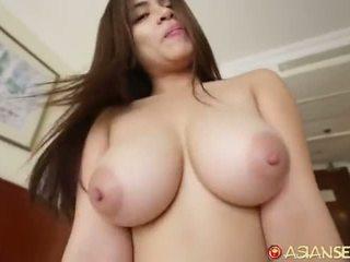 brunete, reverse cowgirl, cock nepieredzējis
