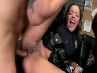 Seksi romantik kadın getting anally pumped ve loving o