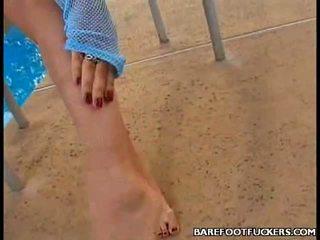 เท้า pumping bianca
