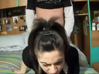 Dur à être une pornstar pour amateur turque fille