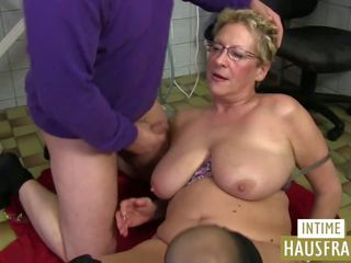 Oma putz: intime hausfrauen & pinxta porn videó