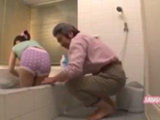 nhật bản, tắm, ass
