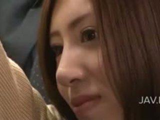 brunette, college, japanse