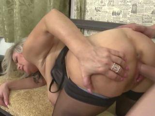 Mami me i madh saggy cica gets tabu seks, porno 85