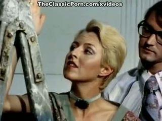 Juliet anderson, john holmes, jamie gillis في كلاسيكي اللعنة قصاصة