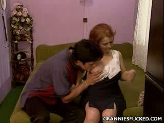 Rear rammed grootmoeder