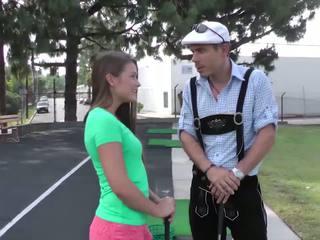 Magma Film Golfing Abby Cross, Free Teen Porn a7