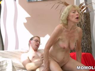 Karštas senelė creampied: nemokamai lusty grandmas hd porno video b8