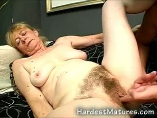 granny, blowjob, mature