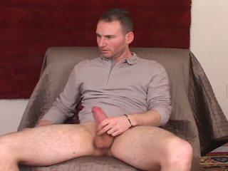 liels penis, stud, muskuļains