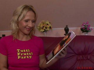 Curious Euro MILF Rita Anal Casting, Free Porn 08
