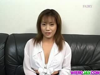 Ayumi ร้อน สำเร็จความใคร่ งานฉลอง