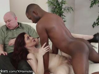 오쟁이 진 남편, 섹스하고 싶은 중년 여성, 빨간 머리
