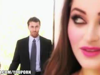 brunette tube, beauty sex, free striptease thumbnail