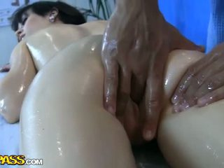 Massage fucking videos with hot girls Video