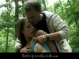 Poredno dominacija v the woods za a super bondman