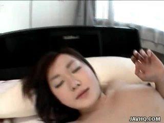 Heet seks tijd dicht naar yumi aida
