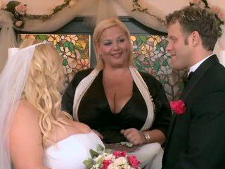 Mans liels briest kāzas daļa četri