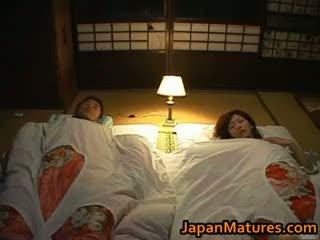 Chisato shouda verbazingwekkend rijpere japans part5