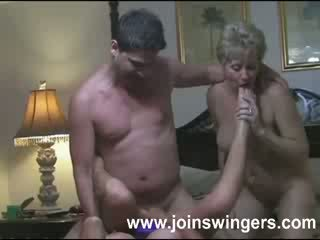 Läkkäämpi ryhmä swingers intimacies