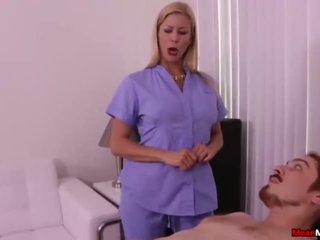 Super fierbinte milf orgasm control