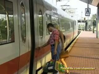 Qij në the treni