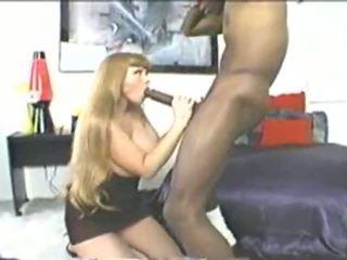 Darla Crane Loves Big Black Cock