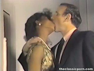 Umazano retro film s vroče seks fest