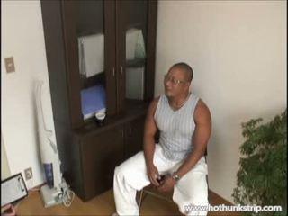 Muscular cha mang