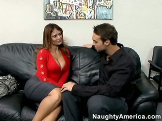My Boss' flirty Wife
