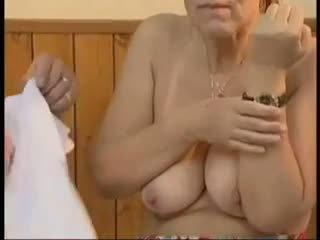 grannies, ओल्ड + युवा, फेशियल