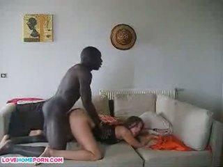 フランス語 妻 とともに 彼女の アフリカ系 immigrant lover ボーイ