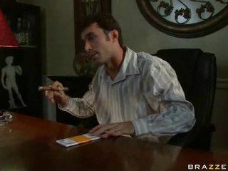 Kortney kane acquires ramonée très dur levrette