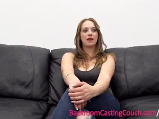 Swallowing Is My Birth Control - Anal & Creampie Casting